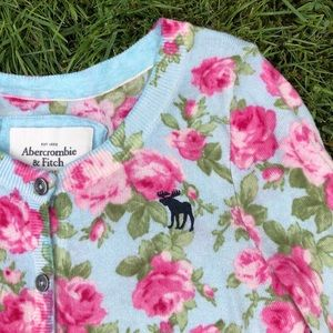 Abercrombie button-up